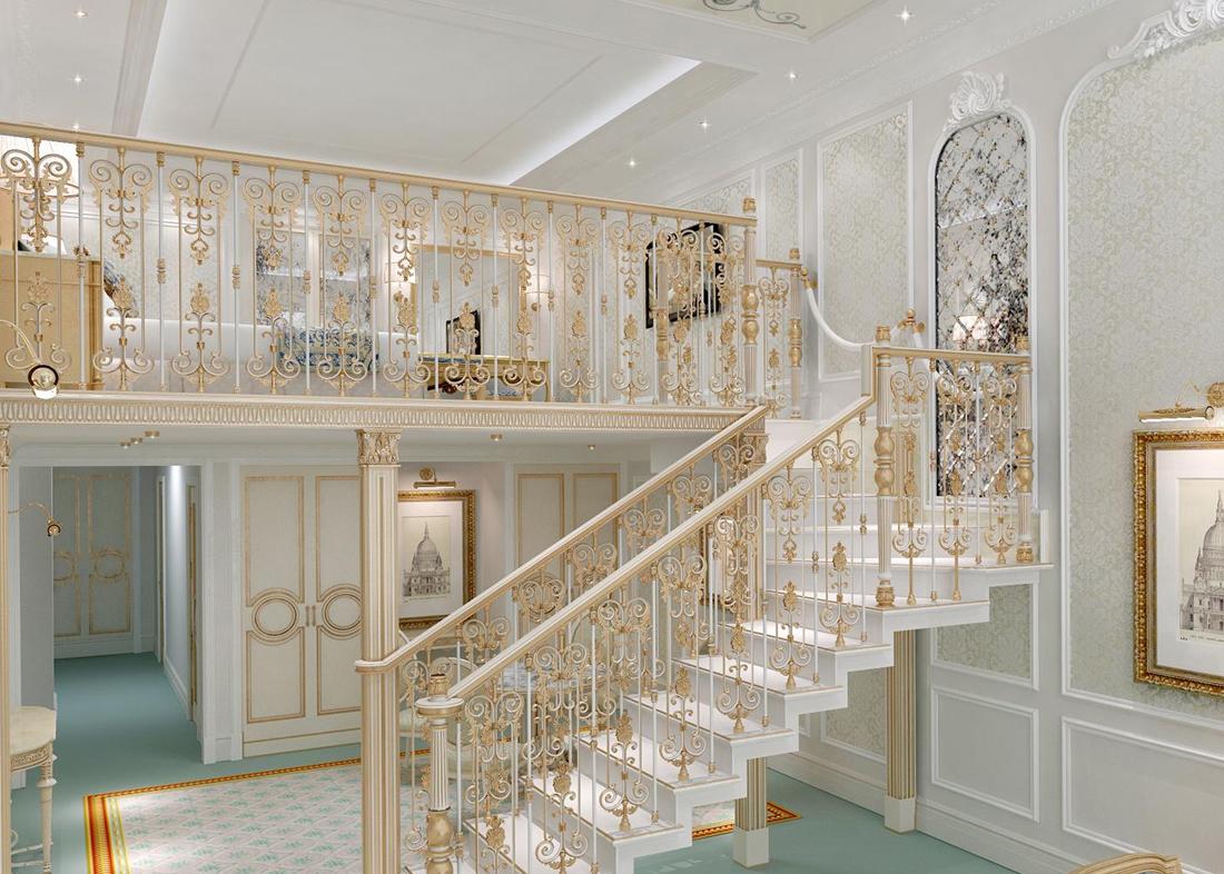 Emerald Palace Kempinski Dubai с первых минут поражает воображение гостей своим интригующим дизайном: от просторного атриума, окруженного высокими мраморными колоннами, до хрустальных люстр и залитых светом общественных зон – роскошные интерьеры переносят посетителей назад в прошлое. Зал торжеств, стены которого вручную расписаны сусальным золотом, располагает внушительным фойе и открытой террасой с завораживающим видом на Персидский залив и остров Пальма.